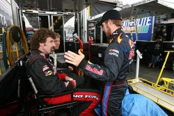 Boris Said and Brian Vickers