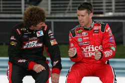 Boris Said and Carl Edwards