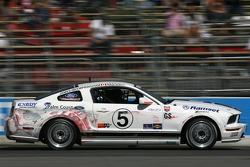 #5 Blackforest Motorsports Mustang GT: Tom Nastasi, David Empringham