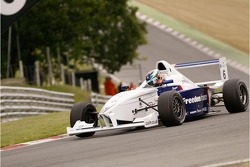 #6 Oliver Webb (GB) Carlin Motorsport Formula BMW FB2
