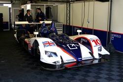 Arena International Motorsport Zytek 07S-Zytek