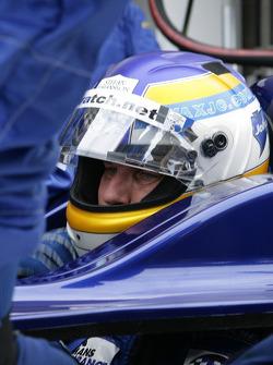 #10 Arena International Motorsport Zytek 07S – Zytek: Stefan Johansson