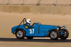 Mike Cleary, 1936 Bugatti T-57