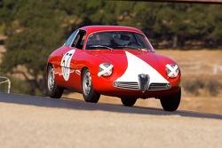 Alan Frick, 1960 Alfa Romeo SZ