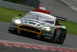 #51 AMR Larbre Competition Aston Martin DBR9: Gregor Fisken, Steve Zacchia, Gregory Franchi