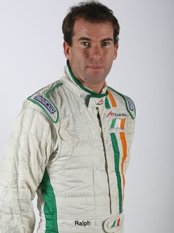 Ralph Firman, driver of A1 Team Ireland