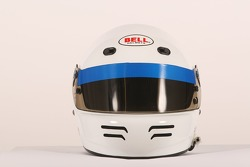 Jimmy Auby, driver of A1 Team Lebanon, helmet