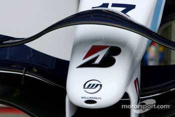 Williams F1 Team, FW29, Nose