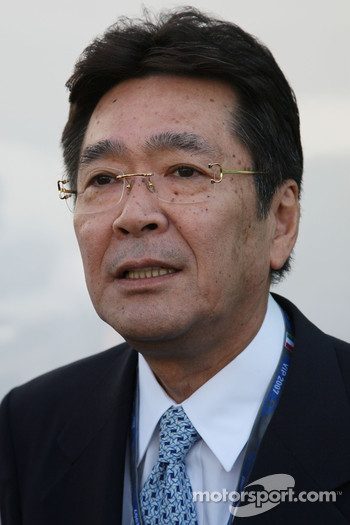Satoshi Dobashi, President of Mobilityland corporation