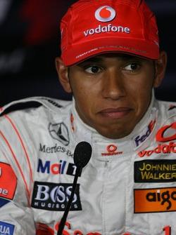 FIA press conference: Lewis Hamilton