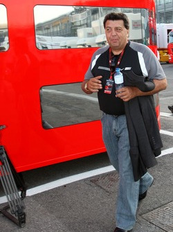 Tony Teixeira, A1GP
