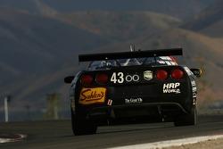 #43 Team Sahlen Corvette: Joe Nonnamaker, Will Nonnamaker, Wayne Nonnamaker