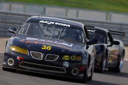 #36 Competition Marketing Motorsports Pontiac GTO: Nick DiMeo, Peter Doane