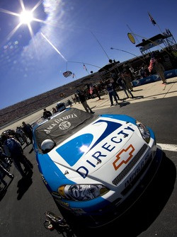 The DirecTV Chevy on pit road