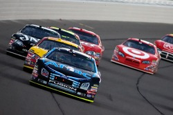 Greg Biffle leads the field