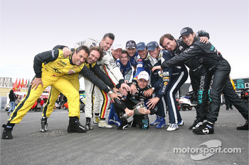 The GT1 2007 title contenders