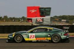 #23 Aston Martin Racing BMS Aston Martin DBR9: Fabio Babini, Jamie Davies