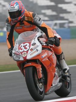 33-Marko Rothlaan-Honda CBR 1000 RR-Azione Corse