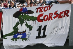 Support for Troy Corser
