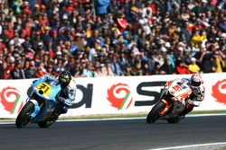 Chris Vermeulen and Colin Edwards