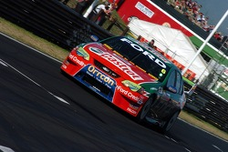 Mark Winterbottom on his way to provisional pole
