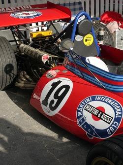 Tecno PA 123/3 Martini, Derek Bell