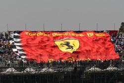 Scuderia Ferrari, fans