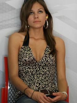 Adrianna, Casey Stoner's wife