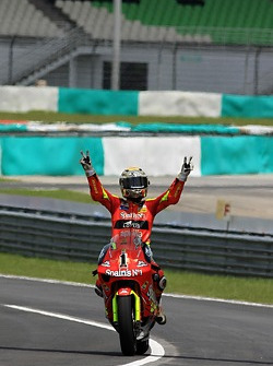 250cc World Champion, Jorge Lorenzo