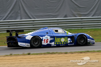 #16 JMB Racing Maserati MC 12: Ben Aucott, Stphane Daoudi