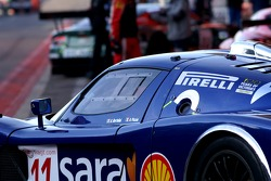 #11 Scuderia Playteam Sarafree Maserati MC 12