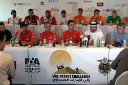 Press conference