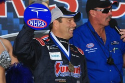Winners circle: Greg Anderson