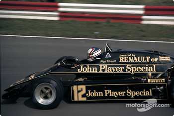 Nigel Mansell, Lotus-Renault 93T