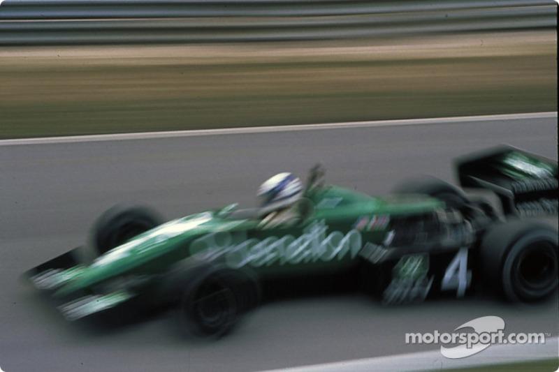 Danny Sullivan, Tyrrell-Cosworth 011