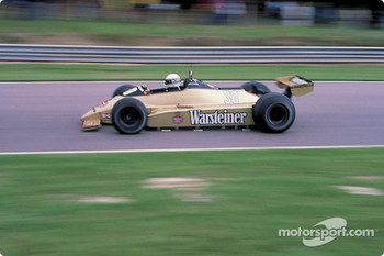 Jochen Mass, Arrows A3  Ford