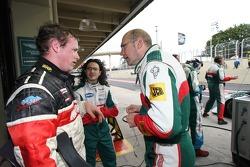Gregor Fisken and Steve Zacchia