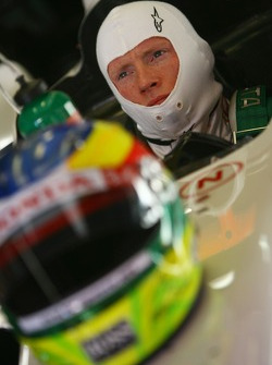 Mike Conway, Test Driver, Honda Racing F1 Team