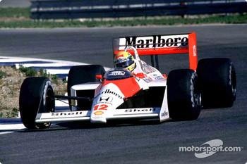 The legend of Ayrton Senna still lives on