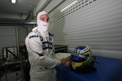 Christian Vietoris, Test Driver, BMW Sauber F1 Team. F1.07