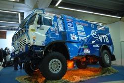 Kamaz-Master, Moscow Sport Motor Tuning Exhibition: the Kamaz 4326