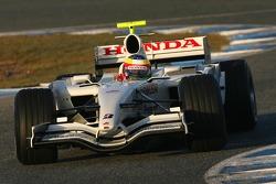Mike Conway, Test Driver, Honda Racing F1 Team, RA107