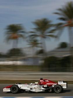 Giancarlo Fisichella, Force India F1 Team, F8-VII-B