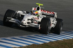 Mike Conway, Test Driver, Honda Racing F1 Team, RA107