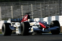Giancarlo Fisichella, Force India F1 Team, slick tyres
