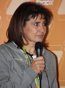 ROC Organiser Michele Mouton
