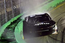 Ben Rhodes, JR Motorsports Chevrolet in trouble
