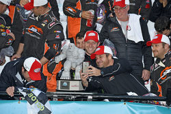 Winner Regan Smith, JR Motorsports Chevrolet