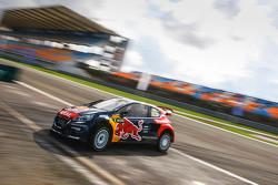 Davy Jeanney, Team Peugeot Hansen Peugeot 208