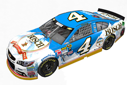 New sponsor for Kevin Harvick